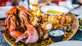 a - Makanan Seafood Paling Mahal